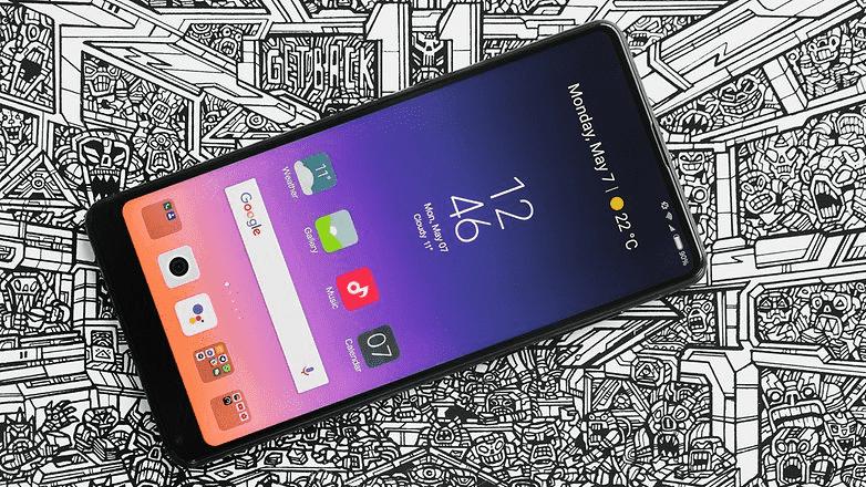 454 1 Обзор Xiaomi Mi MIX 2S: предмет зависти для других производителей