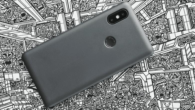 478 Обзор Xiaomi Mi MIX 2S: предмет зависти для других производителей