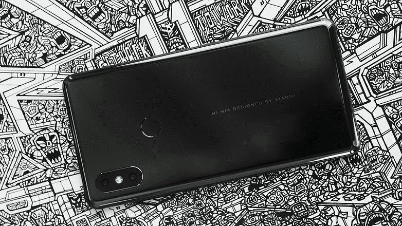 633 Обзор Xiaomi Mi MIX 2S: предмет зависти для других производителей