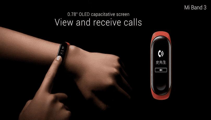 655 Xiaomi Mi Band 3 с OLED дисплеем уже доступны!
