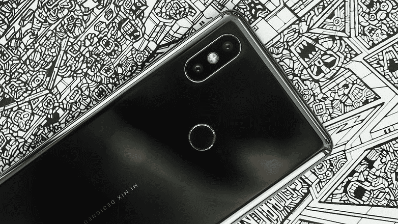 929 Обзор Xiaomi Mi MIX 2S: предмет зависти для других производителей