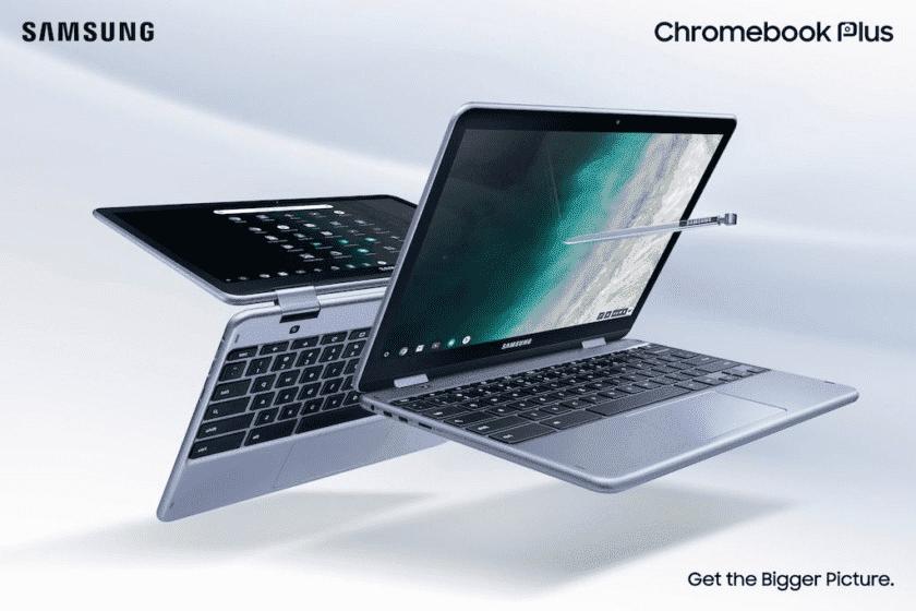 279 Samsung Chromebook Plus V2 анонсирован и поступит в продажу 24 июня
