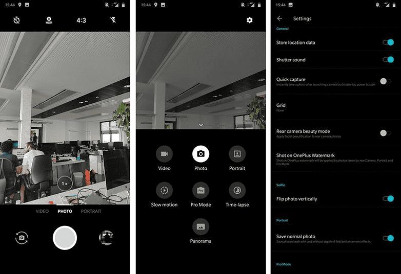 700 Камера OnePlus 6 будет становиться лучше с обновлениями программного обеспечения