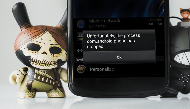 916 800x462 Как исправить ошибку «К сожалению, приложение остановлено» на Андроид?
