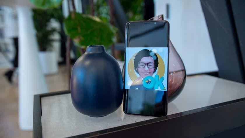 samsung galaxy s9 plus hands on aa ar emoji 14 840x472 Чем отличается AR Emoji от Animoji?