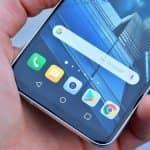 LG V40 ThinQ 4 150x150 LG V40 ThinQ – первый смартфон с 5 камерами