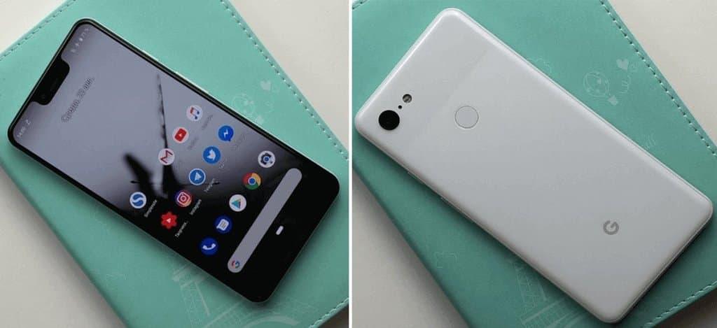 Pixel 3XL 3 Pixel 3XL от Google: станет ли новым мощным телефоном?