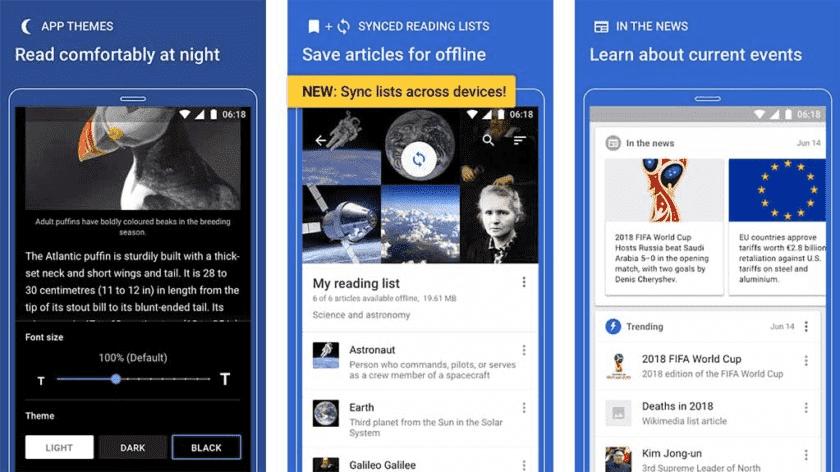 126 10 лучших познавательных приложений для Android