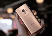Android Pie на Galaxy S9: Видео