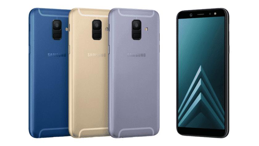 197 Samsung Galaxy A6 наконец выйдет в США, наряду с Galaxy Tab A 10.5