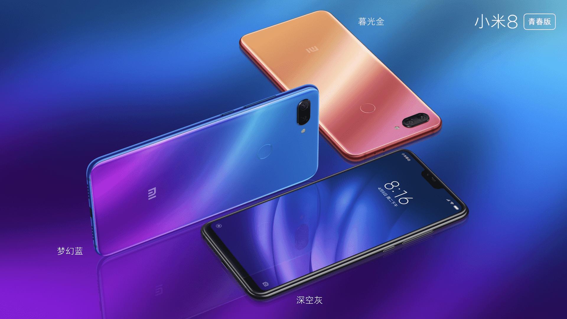 297 Xiaomi Mi 8 Pro и Mi 8 Lite анонсированы официально: как они отличаются от стандартного Mi 8?