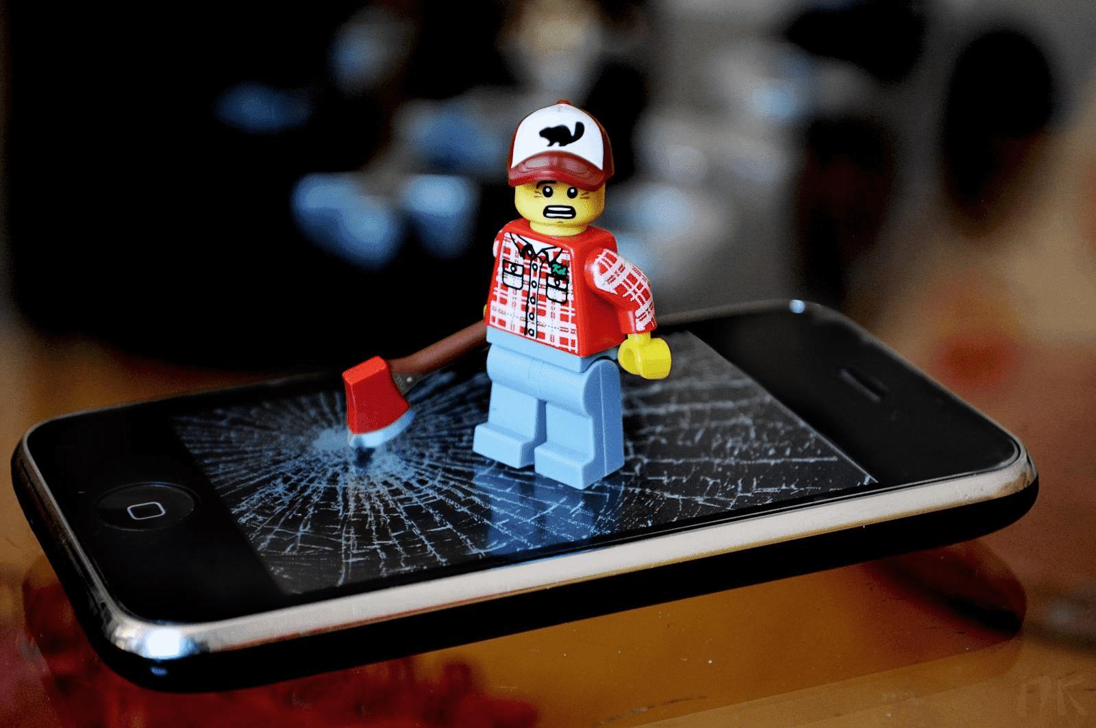 426 Что делать, если не включается IPhone?