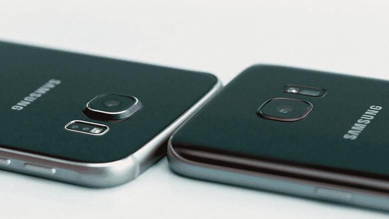 272 Samsung Galaxy S6 VS S7