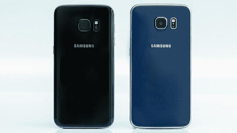 470 Samsung Galaxy S6 VS S7