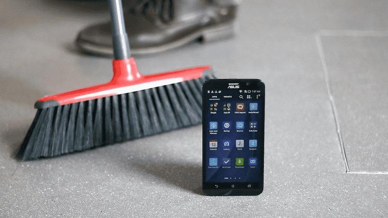917 3 способа избежать нехватки памяти в Андроид