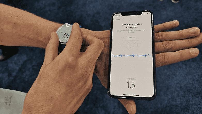 473 Практический обзор Withings Move ECG: убийца Apple Watch