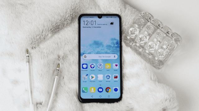 586 1 640x360 Обзор Huawei P Smart 2019: много возможностей за небольшие деньги