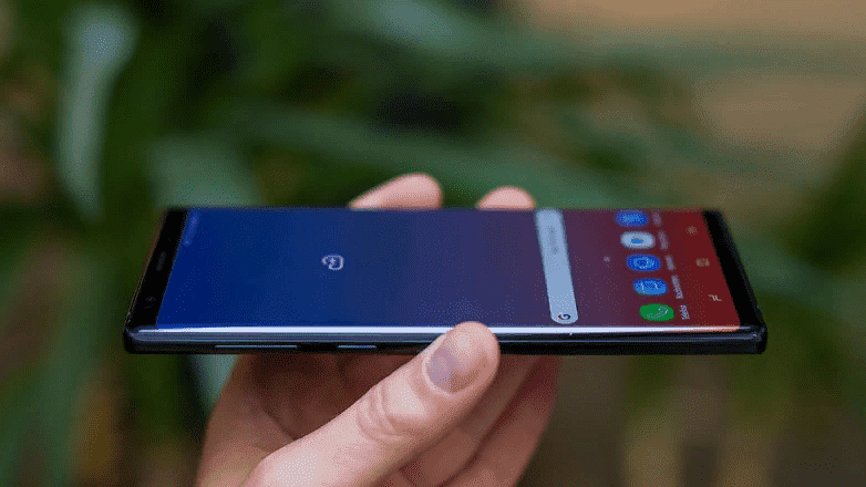 284 У Samsung Galaxy Note 10 не будет кнопок?