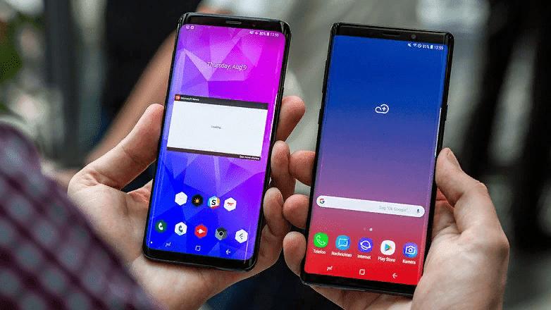 417 По прежнему ли актуален Samsung Galaxy S9+ в 2019 году?