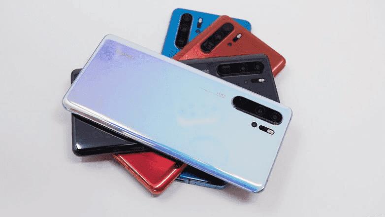 597 48 часов с Huawei P30 Pro: впечатляет с самого начала