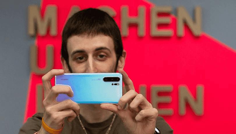 752 48 часов с Huawei P30 Pro: впечатляет с самого начала