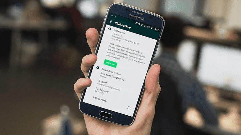 Как перенести старые чаты WhatsApp на новый смартфон