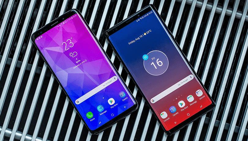 Samsung Galaxy S9 только что получил неожиданное обновление до Android 10