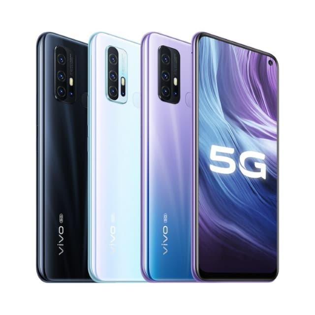 Vivo представила новую модель смартфона «Z6 5G»