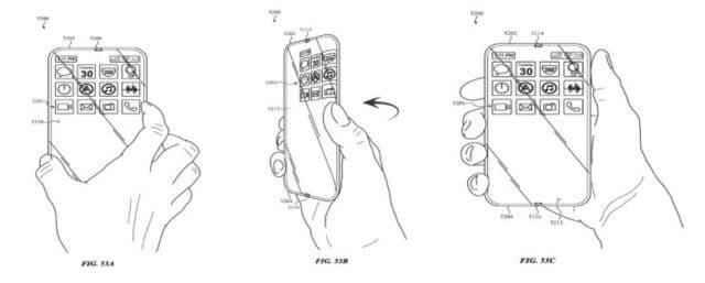 Apple оформила патент на «стеклянный Айфон»