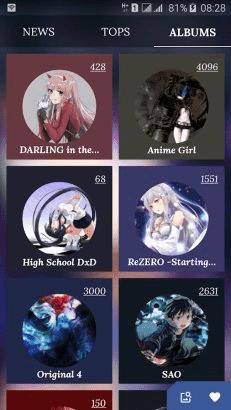 Anime X Wallpaper
