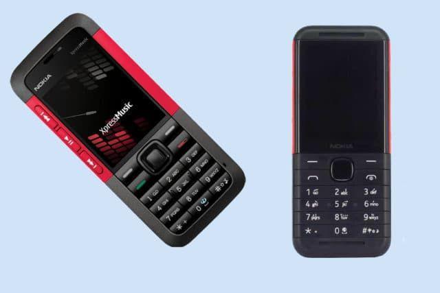 HMD решила «воскресить» Nokia XpressMusic