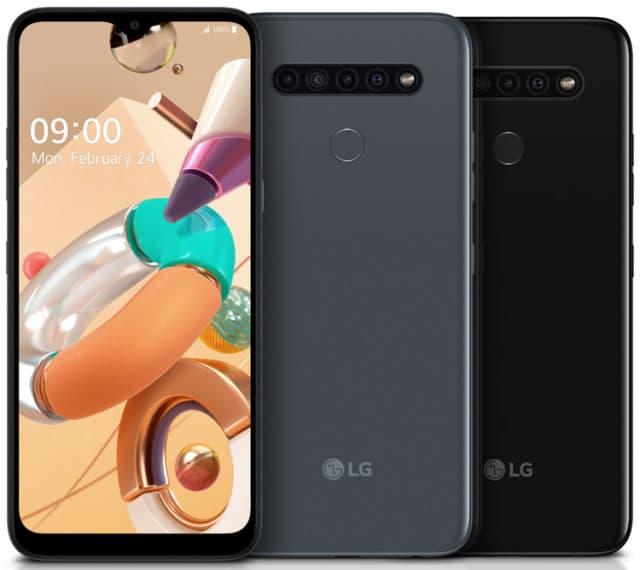LG представила новую линейку бюджетных смартфонов серии «K»