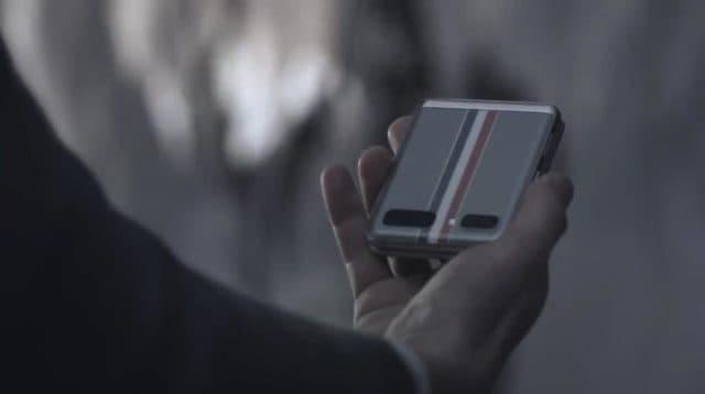 Samsung представит дизайнерскую «раскладушку» за 2,5 тыс. долларов
