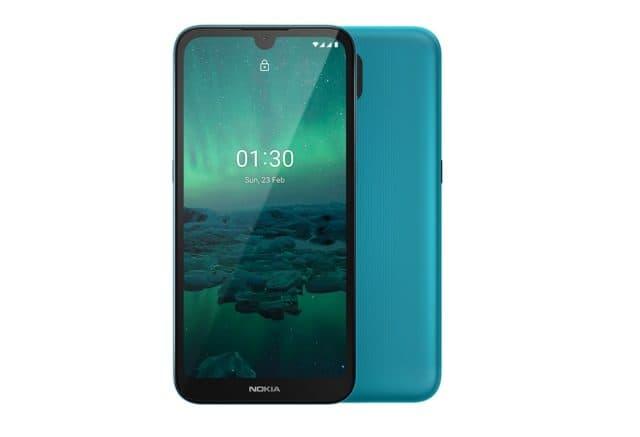 Nokia предложила россиянам новый бюджетный смартфон