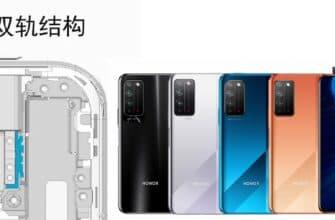 Huawei похвасталась механизмом выдвижной камеры «X10»