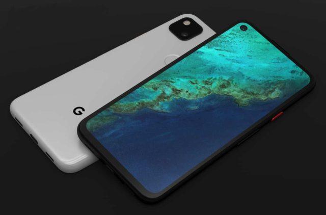 Смартфон «Pixel 4a» от Google ожидается в ближайшие недели