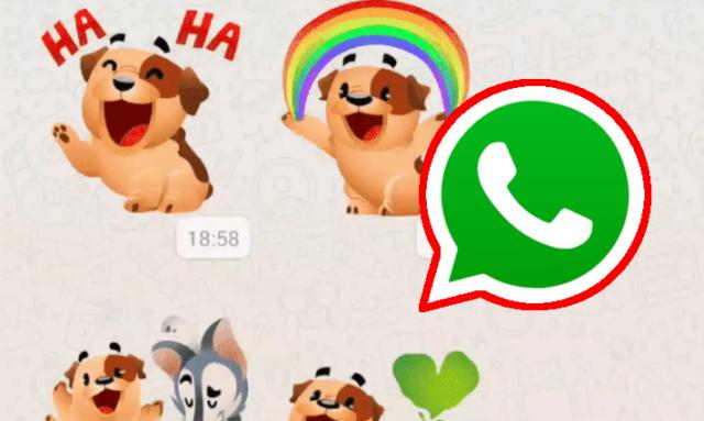 WhatsApp добавил возможность отправлять анимированные стикеры