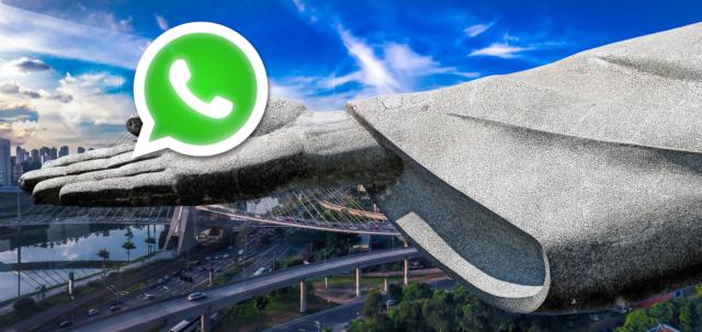 Платежи через WhatsApp приостановлены в Бразилии всего через неделю после запуска