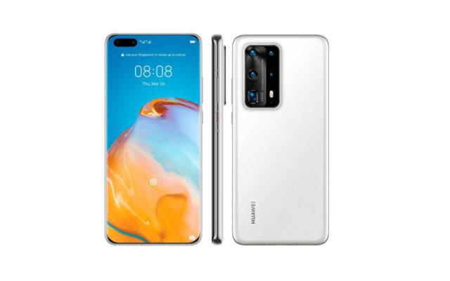 Huawei вывела на российский рынок самый дорогой флагман «P40 Pro+»