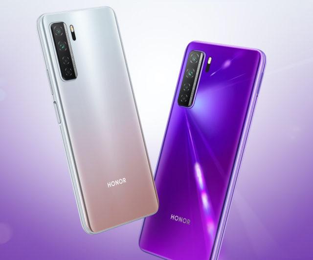 Huawei открыл российские продажи модели «Honor 30S»