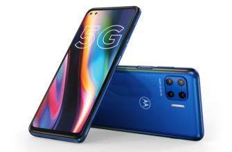 Motorola представила новую разработку «G 5G Plus»