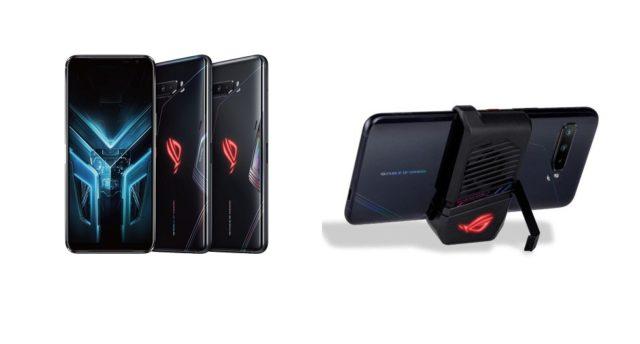 Asus показала пользователям игровой смартфон «ROG Phone 3»