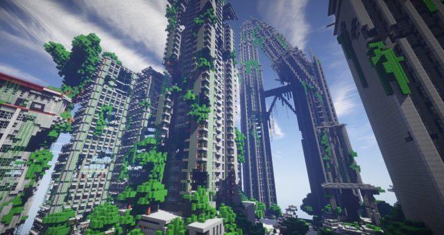 Как играть в Minecraft на телефоне?