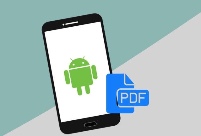 Как открыть PDF-файл на Андроиде