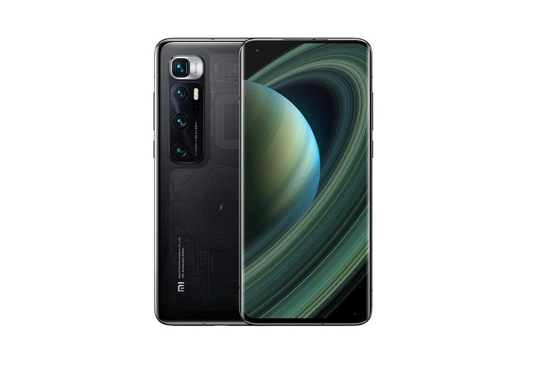 Xiaomi показала юбилейную модель «Mi 10 Ultra»