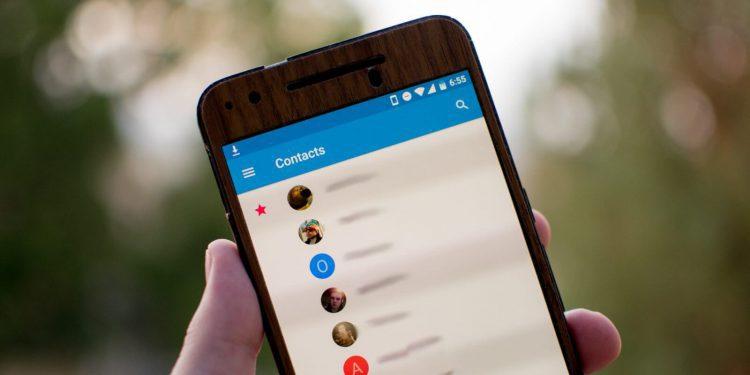 Как поставить фото на контакт в Андроиде?