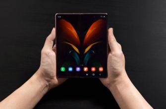 Samsung раскрыла технические характеристики нового «Z Fold»