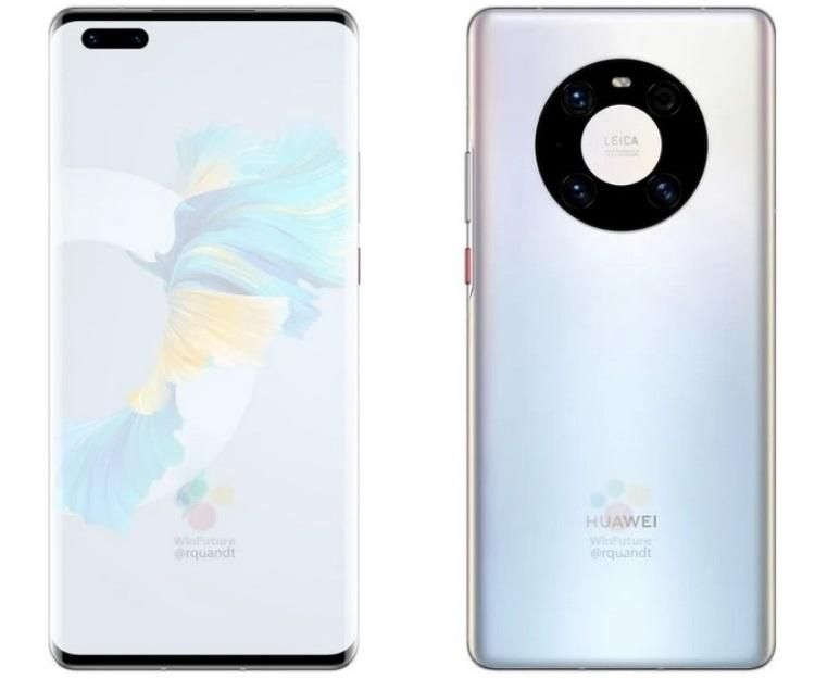 В Сети «засветился» еще не вышедший смартфон Huawei