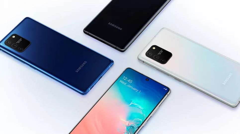 Обзор Samsung Galaxy S10 Lite