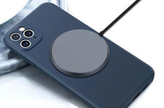 Новинка MPOW: магнитная зарядка для iPhone 12